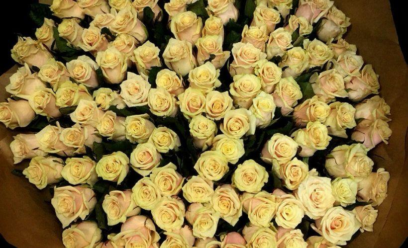 Первый цветочный