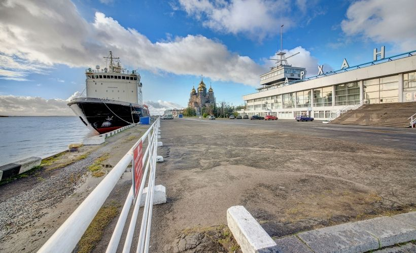 Архангельский морской-речной вокзал
