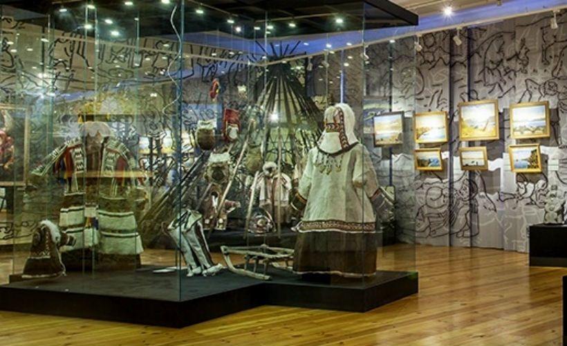 Музей художественного освоения Арктики имени А.А. Борисова