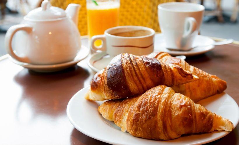 Завтрак в Marco Polo