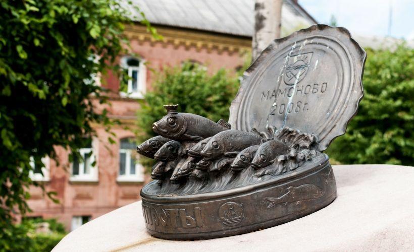 Памятник «Шпроты»