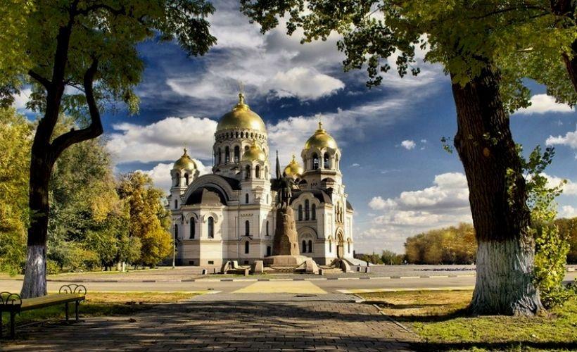 Патриарший Вознесенский войсковой всеказачий собор в Новочеркасске