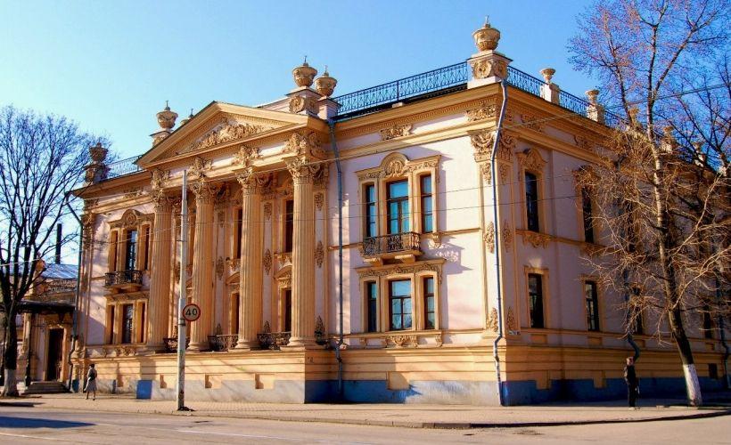 Историко-краеведческий музей (Дворец Н.Д. Алфераки)