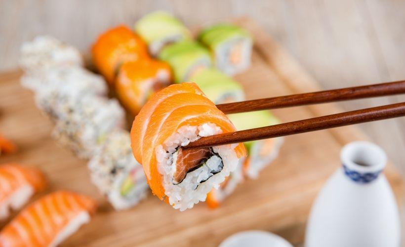 Японская кухня — «Бамбуши»