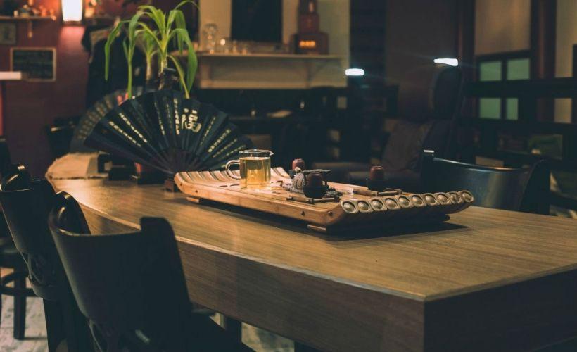 Китайский Чайный Дом