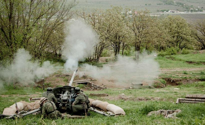 Стать свидетелем военно-исторической реконструкции