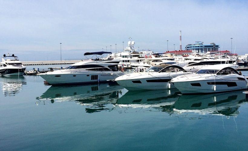 Посетить выставку яхт и катеров SOCHI Yacht Show