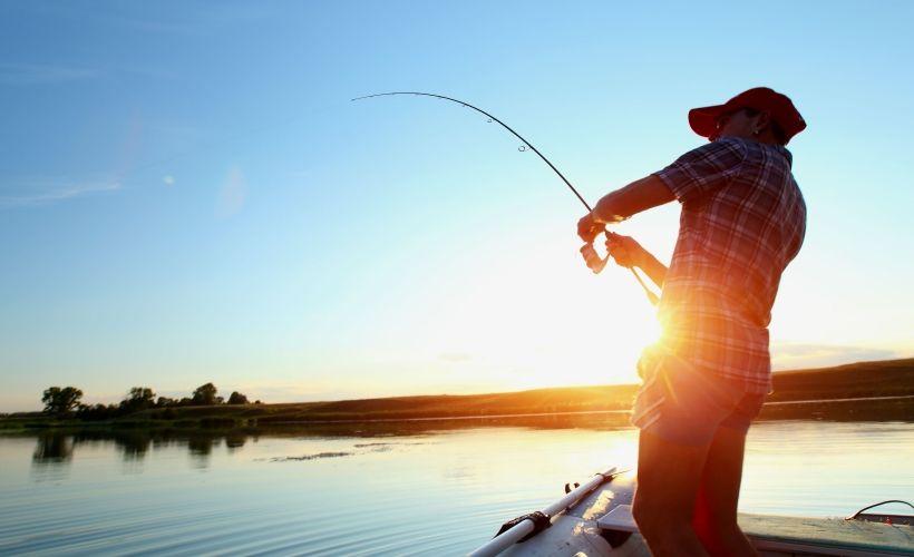 Рыбалка в клубе «Летучая рыба»