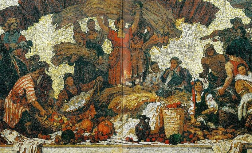 «Владимирская» и благосостояние народа