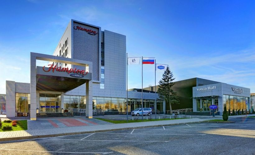 Hampton by Hilton Volgograd Profsoyuznaya — Лучший отель