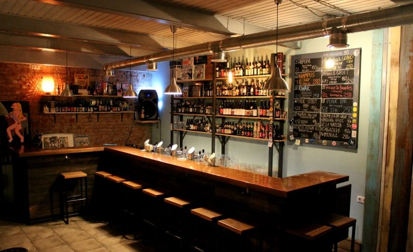 Alyaska Bar — Лучший бар/паб