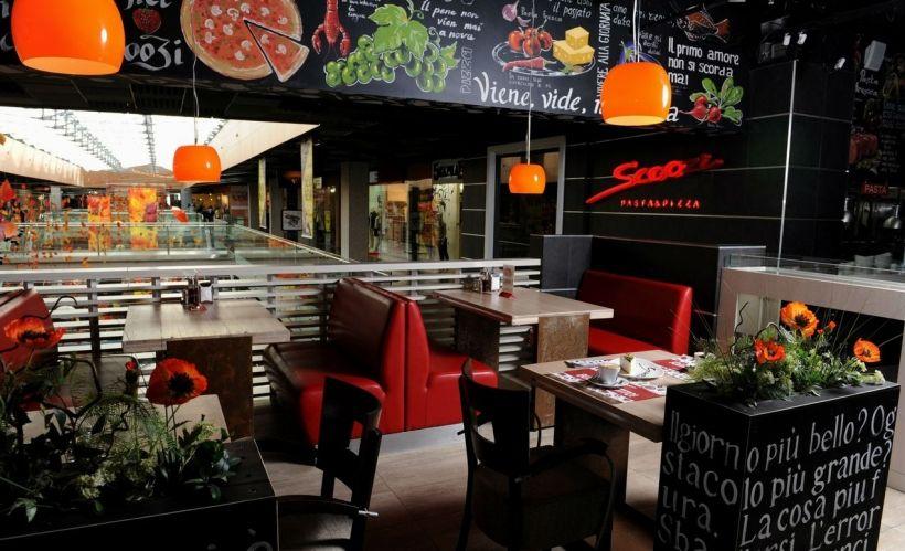 Scoozi — Лучшее кафе в торговом центре