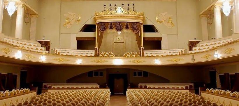 Театр Музкомедии