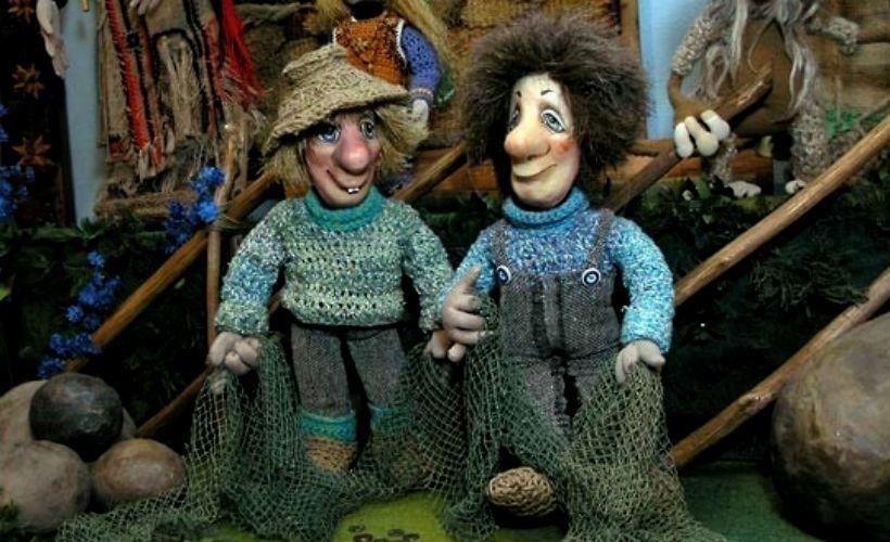 Музей кукол Татьяны Калининой