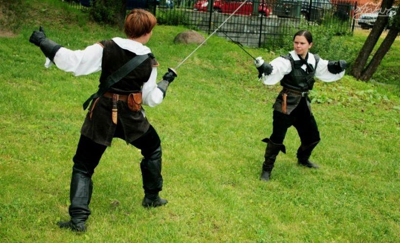 День фехтовального искусства