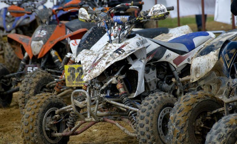Мотокросс и квадроциклы