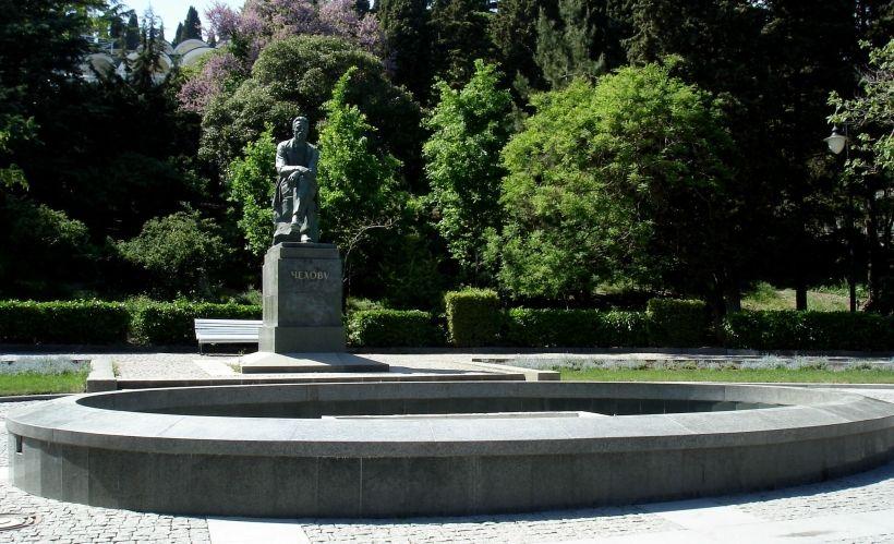 Чеховские места в Ялте