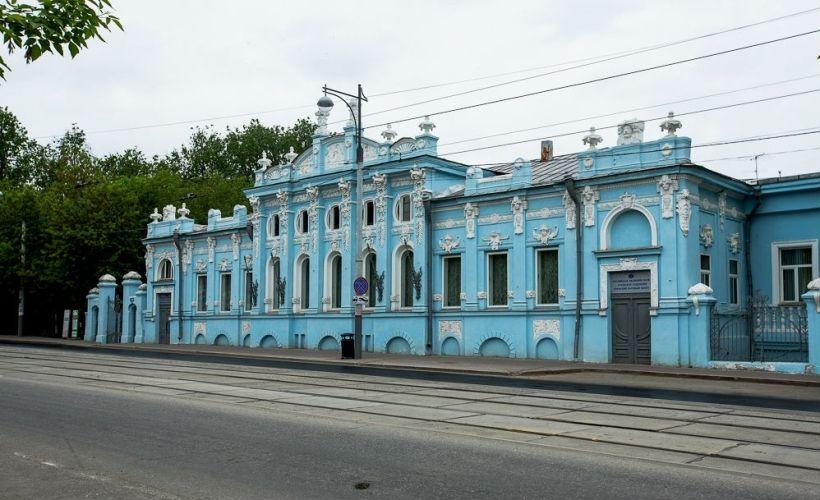 «Дом с фигурами» в Перми