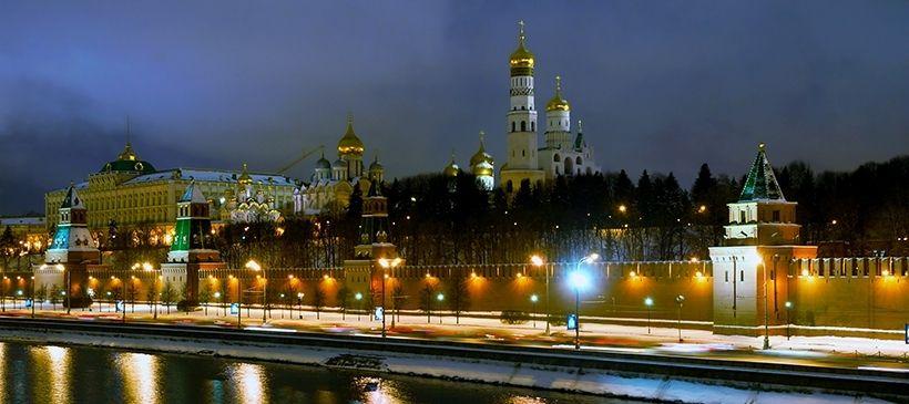 Праздничная ночная экскурсия по Москве