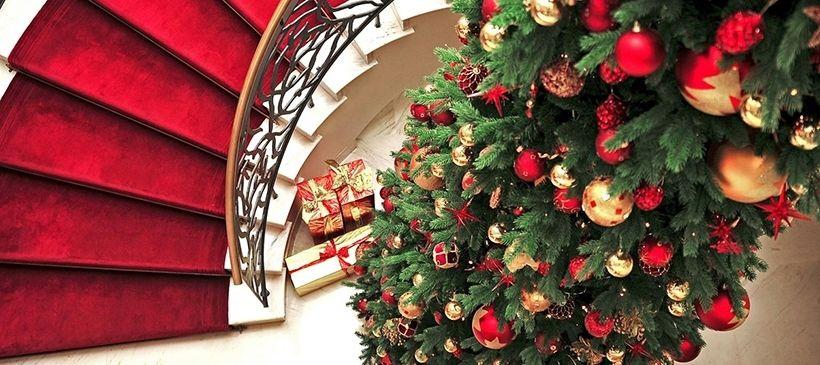 Новый год в отеле «Балчуг Кемпински Москва»