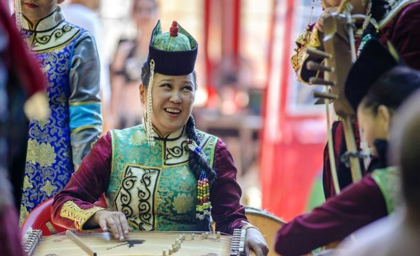 Фестиваль этнической музыки и ремёсел «Мир Сибири»