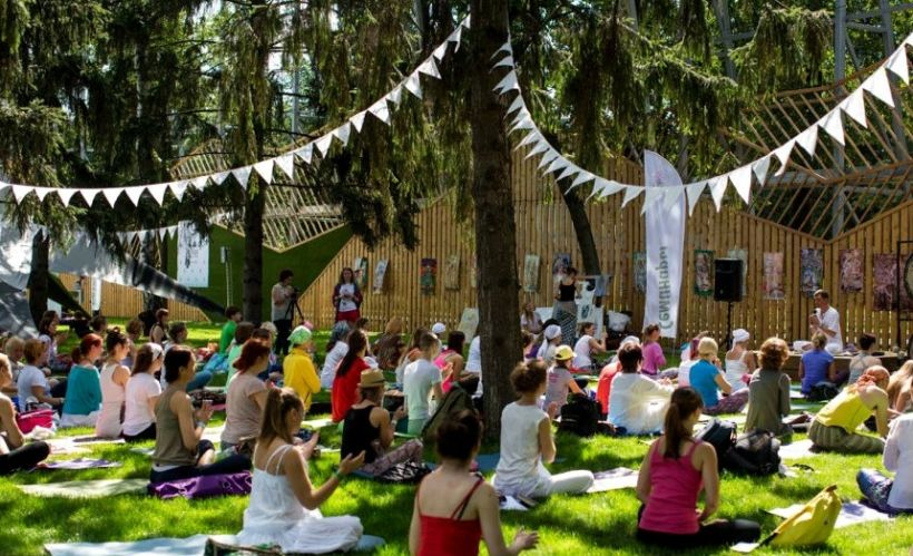Фестиваль йоги Free Spirit Festival
