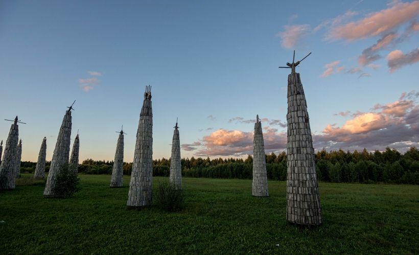 Международный фестиваль ландшафтных объектов «Архстояние»