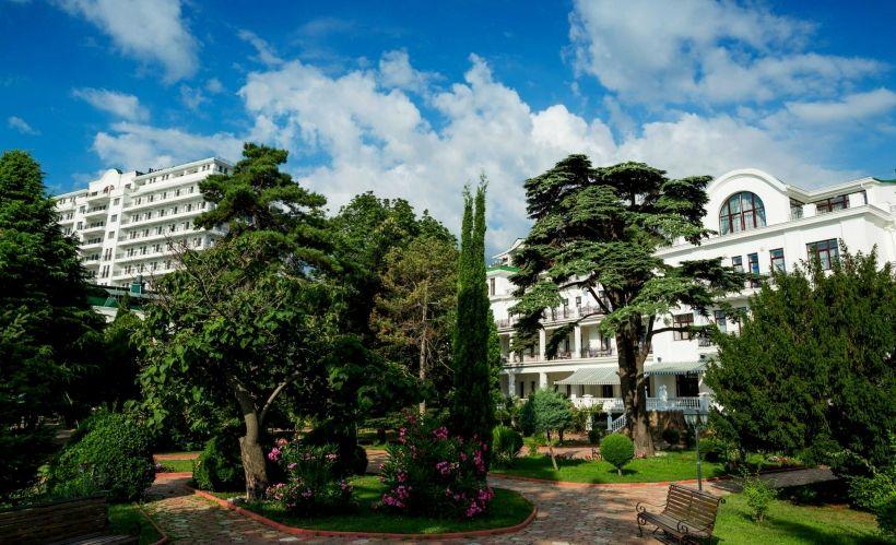 Riviera Sunrise Resort & SPA в Алуште