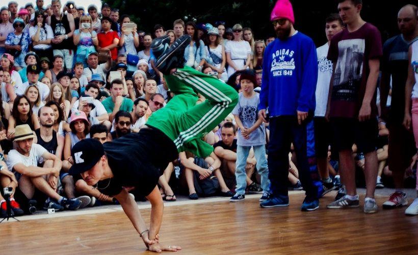 Фестиваль уличных танцев Yalta Summer Jam