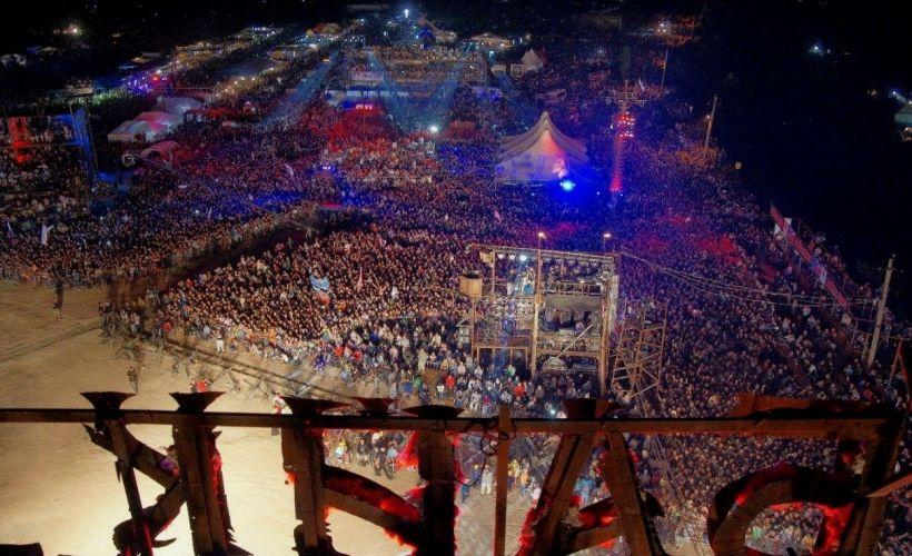 Международное Байк-шоу в Севастополе