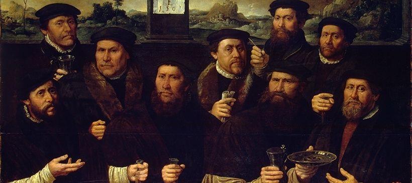 Нидерландская живопись XVI-XVII вв.