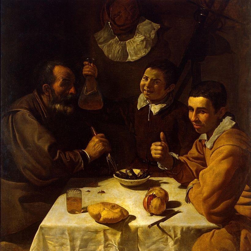 Диего Веласкес ‒ «Завтрак»