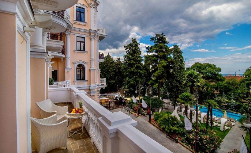 Лучший отель — Villa Elena