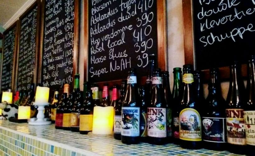 Belgian Beers Bar