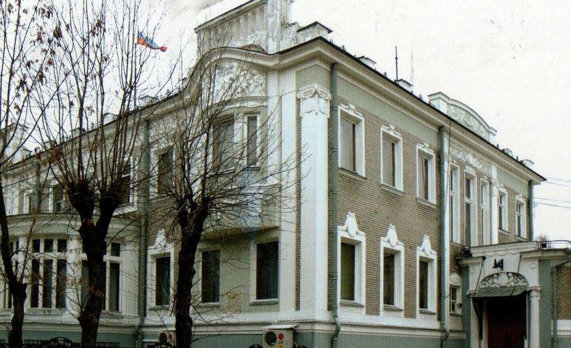 Дом Маракушевых
