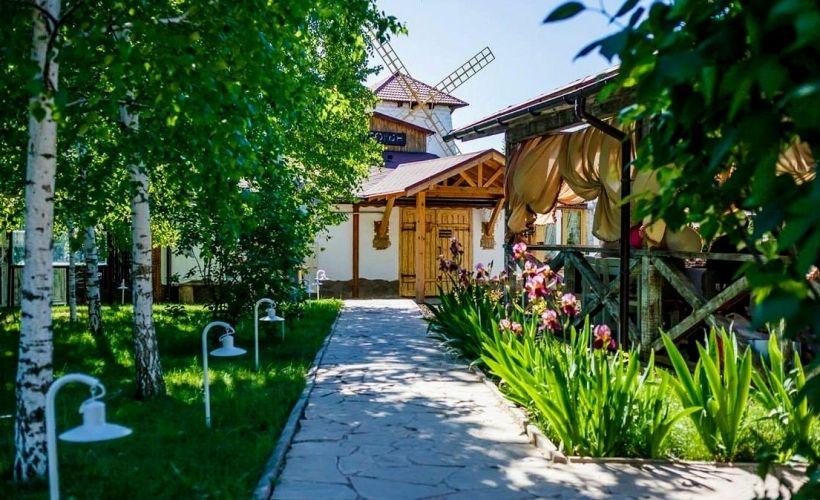 «Рыбацкая деревня» в Симферополе