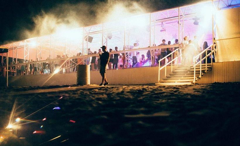 Бар&пляж AQUARIUM