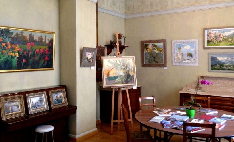 Художественная галерея «Почерк» в Ялте