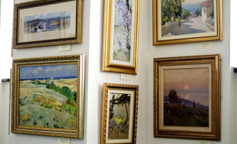 Галерея «Арт-Бульвар» в Севастополе