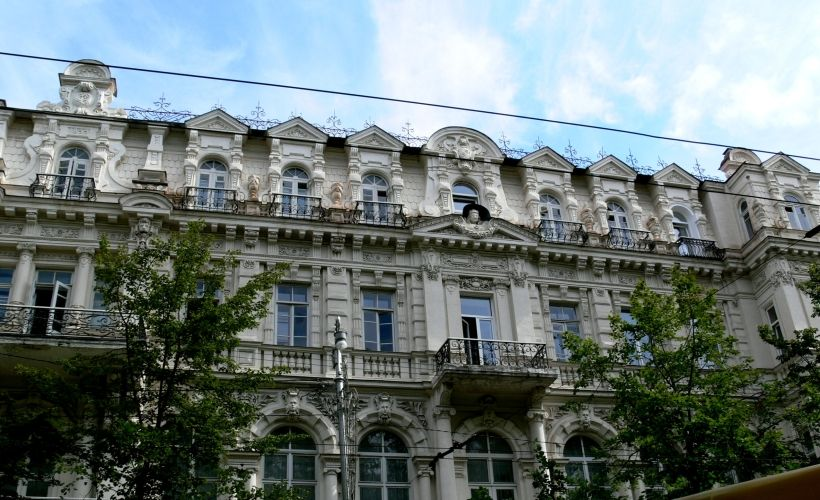 Музей имени Крошицкого в Севастополе