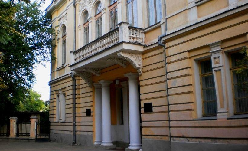 Художественный музей в Симферополе