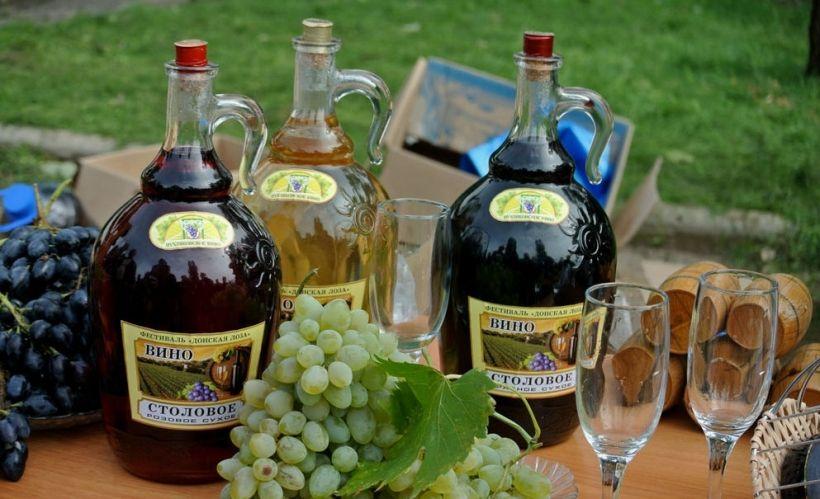 Этнографический фестиваль донского виноградарства и виноделия «Донская лоза»