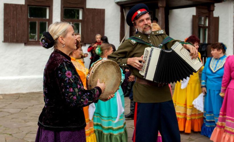 Литературно-этнографический праздник «Кружилинские толоки»