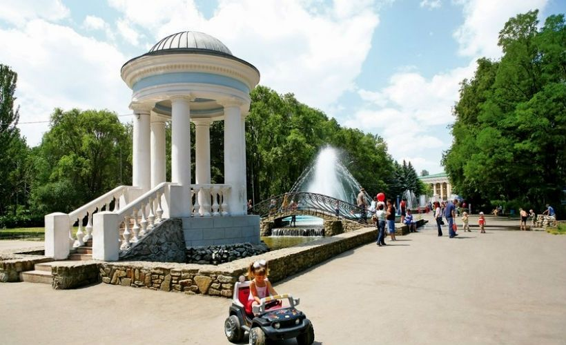 Дворец культуры и парк «ВолгоградГидроСтрой»