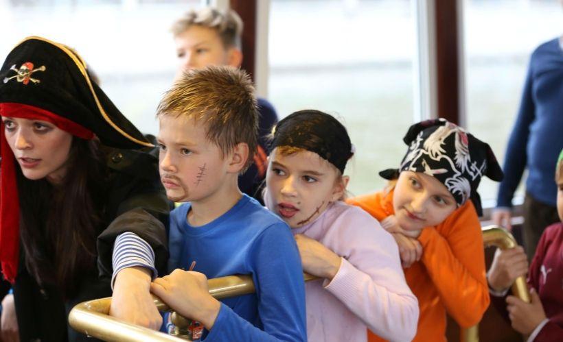 Детская театрализованная шоу-программа «Антипиратский квест»