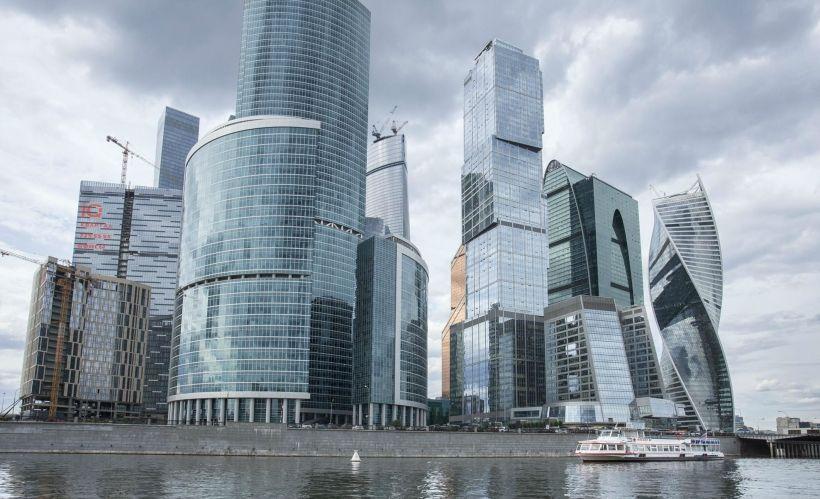 Речная прогулка от Москва-Сити