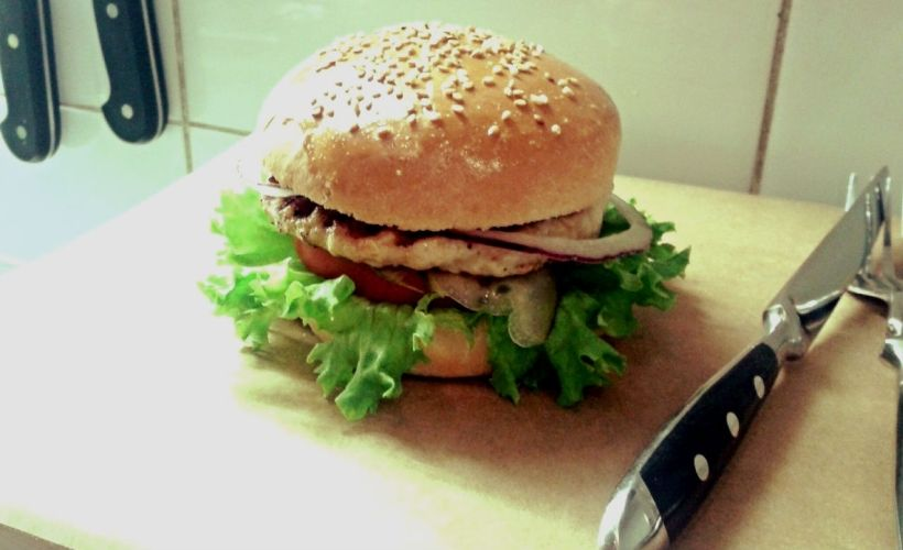 Tony Burgers в Ялте