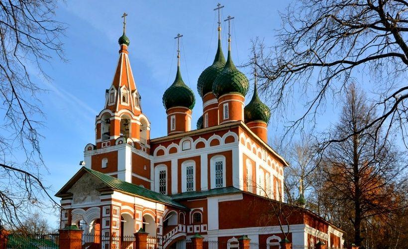 Церковь Михаила Архангела, Церковь Спаса на Городу и Церковь Николы Рубленого