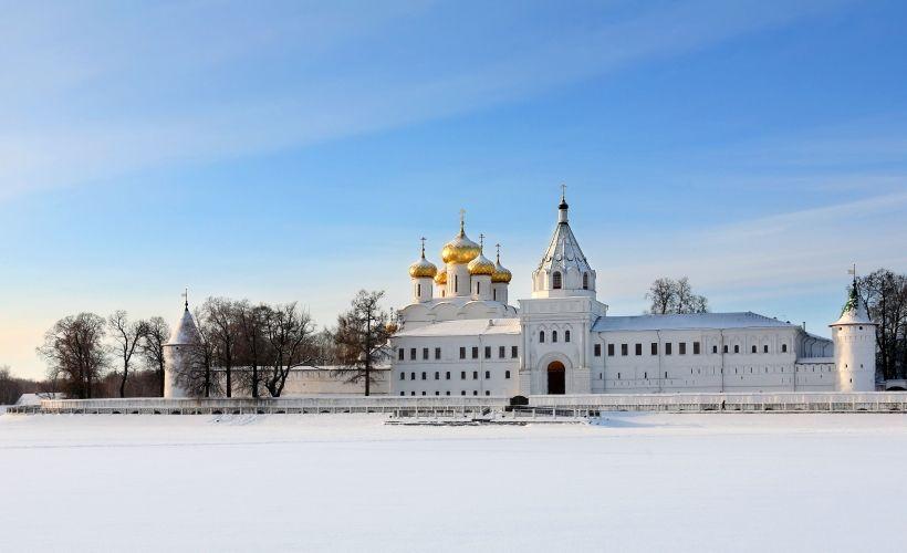 Золотое Кольцо (Владимир, Кострома)