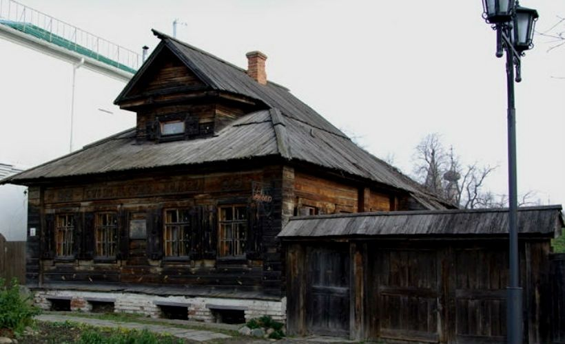 Дом Табачникова